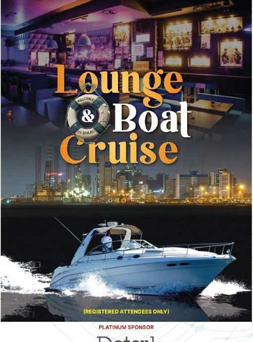 DETAIL is proud to sponsor the Lounge & Boat Cruise organized by NBA SBL